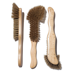 Furniture brush cow hair