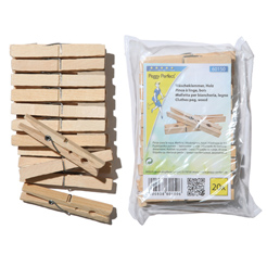 Clothespins 20-pack