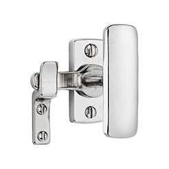 BF SQ double doors handle set