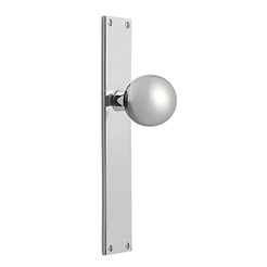 Knob ball 50mm + Long plate