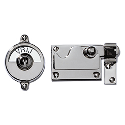 WE WC Door lock / Dutch