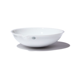 Evaporating dish round bottom 154