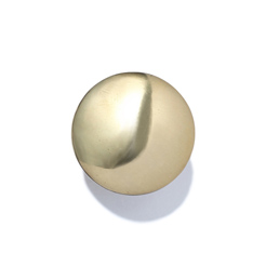 LF Brass cabinet knob 23mm