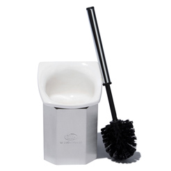 ille Toilet brush holder set