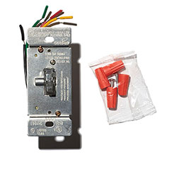 LT TG single-pole & 3way dimmer