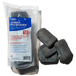 Rezi Steel wool soap pads x 10