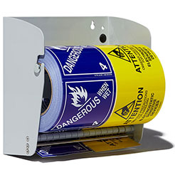Uline WM label dispenser-1