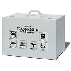 Tool box with handle-L
