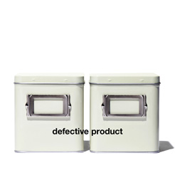 Wepa Tea caddy 1L/defective