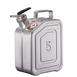Safety canister with sc md 5L
