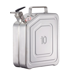 Safety canister with sc md 10L