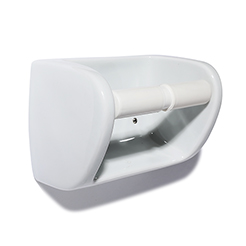 Porcelain wc roll holder-1