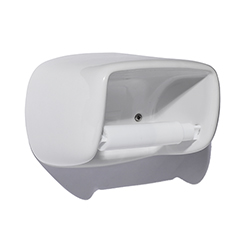Porcelain wc roll holder-2