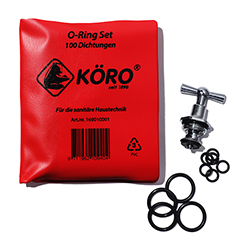 Koro O-ring set 100 pcs