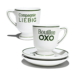 Vintage OXO cup and saucer