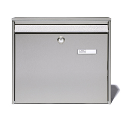 BW Mail box A4 stainless