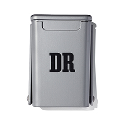 Vintage DR trash can-1
