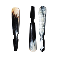 Shoehorn cow horn 255mm