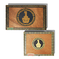 Vintage Cigar box set-5